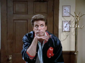 860      Sam malone from CHEERS  